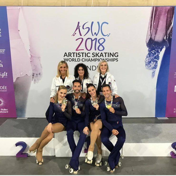 Artistic Skating World Championships 2018